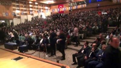 """AK Parti Genel Başkan Vekili Numan Kurtulmuş: """"Herkes haddini ve yerini bilsin"""""""