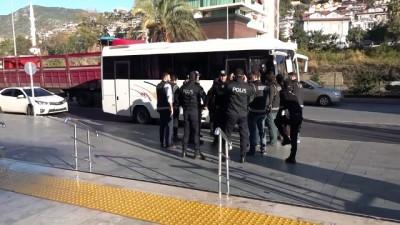 Alanya'daki suç örgütü operasyonu - ALANYA