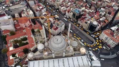 Cumhurbaşkanı Erdoğan 24 yıl önce Taksim Camii'nin yerini böyle göstermişti