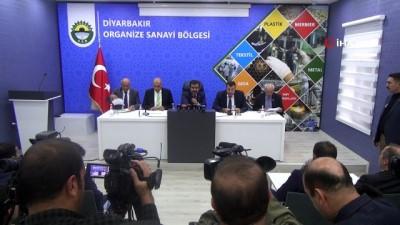 Diyarbakır OSB'deki arıtma tesisi yapımı beraberinde 400 milyonluk yatırım getirdi