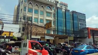Endonezya'da Kaşıkçı için gıyabi cenaze namazı - CAKARTA