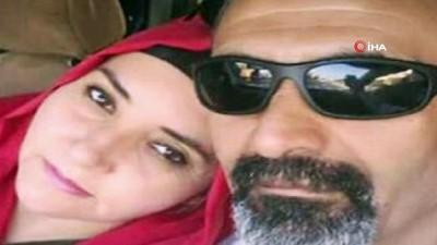 Eşinin eşarbını sıkarak öldürdüğü iddia edilen sanık mahkemede gözyaşlarına boğuldu