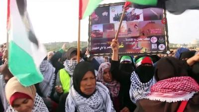 mermi -  - Gazze sınırında 40 kişi yaralandı