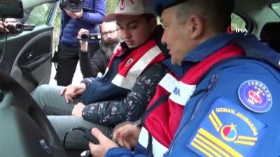 Jandarma engelli gencin hayali için seferber oldu