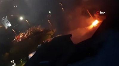 metro istasyonu -  - Öldürülen Yerlinin İntikamı İçin Şili'yi Yaktılar