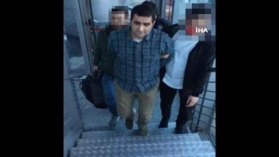 Pedofili suçundan sınır dışı edilen FETÖ'cü İstanbul'a getirildi