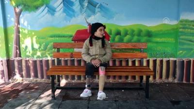 Savaş mağduru çocukların protez mutluluğu - HATAY