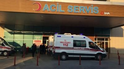 Tarlada çalışırken fenalaşan 54 yaşındaki şahıs hastanede hayatını kaybetti