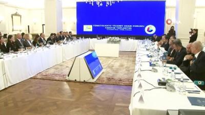 Ticaret Bakanı Pekcan: 'Türk Eximbank'ın kapıları Kıbrıs ihracatçılarımıza açık'