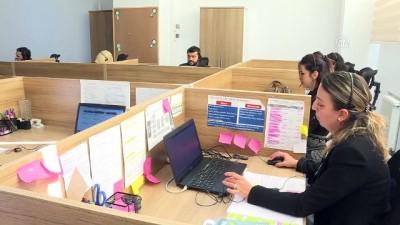 'Veri Koruma Hattı'na ayda 8 bin çağrı - ANKARA