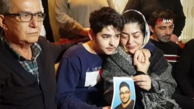 """metro istasyonu -  Kahraman Türk gencinin annesi Almanlara seslendi: """"Benim oğlum unutulmasın"""""""