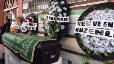metro istasyonu -  Raylara düşen Almanı kurtaran kahraman Türk genci son yolculuğuna uğurlandı