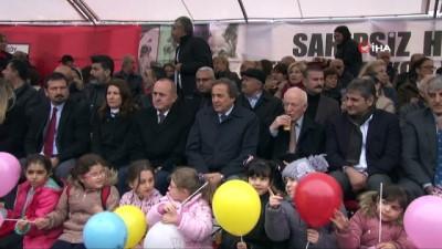 Sahipsiz Hayvan Rehabilitasyon ve Eğitim Merkezi temel atma töreni Kadıköy'de gerçekleşti Haberi