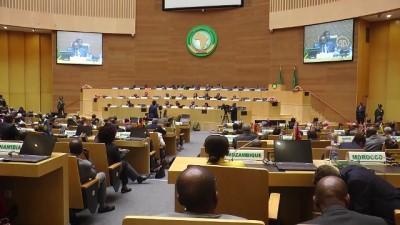 Afrika Birliği'nden üye ülkelere mali yaptırım kararı - ADDİS ABABA