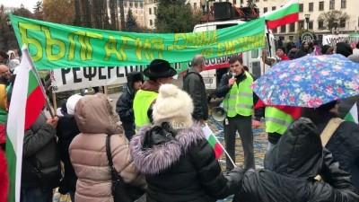 Bulgaristan'da protestolar - SOFYA