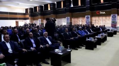 Eğitim-Bir-Sen Siirt Kongresi yapıldı