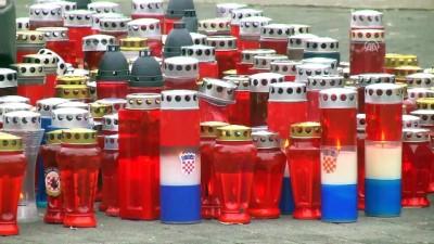 Hırvatistan'da Vukovar katliamının kurbanları anıldı - VUKOVAR