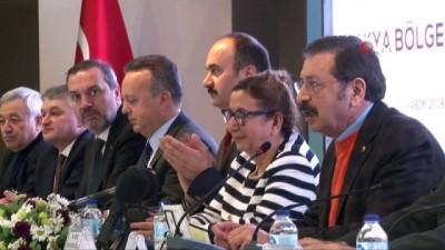 Ticaret Bakanından yeni pazarlara girmek isteyen ihracatçılara müjde
