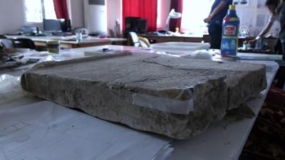 Antandros'ta 2 bin 200 yıllık 'kararname' - BALIKESİR