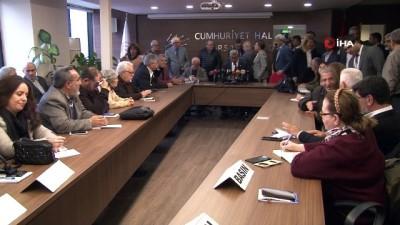 Bursa'da CHP'nin 9 ilçe belediye başkan adayları tanıtıldı