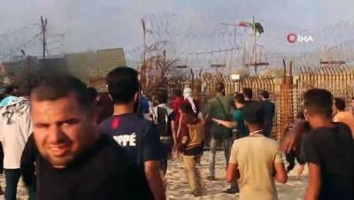 mermi -  - İsrail Askerleri 41 Filistinliyi Yaraladı