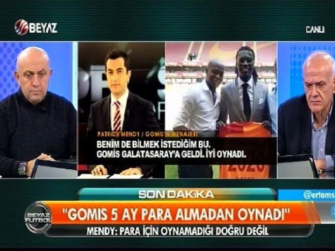 suudi arabistan - Menajeri konuştu... Gomis Fenerbahçe'ye mi transfer olacak?
