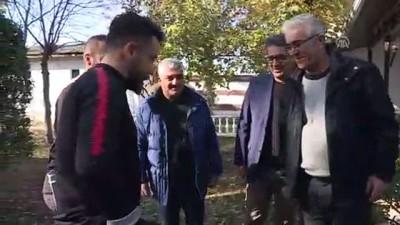 Milli amputecilerden TSYD Ankara Şubesi'ne ziyaret - ANKARA