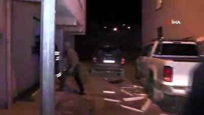 Oltu'da doğalgaz patlaması: 3 yaralı