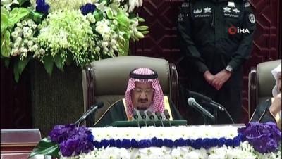 """- Suudi Arabistan Kralı, Kaşıkçı Cinayetinden Sonra İlk Kez Kamera Karşısında - """"yemen'e Girmek Zorundaydık"""""""