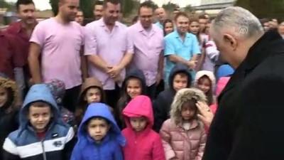 cenaze - TBMM Başkanı Yıldırım, tekstil fabrikasını ziyaret etti - EDİRNE