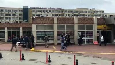 beyin olumu - Üniversite öğrencisi Aslıhan'ın karaciğeri İzmir'de nakledildi - İZMİR