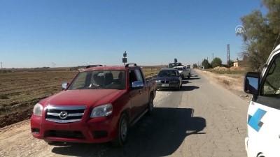 hava saldirisi - Arap toprağı Tel Abyad'da YPG/PKK zorbalığı - TEL ABYAD