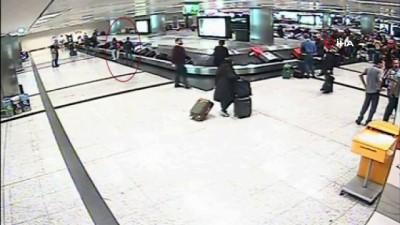 Atatürk Havalimanı'nda uyuşturucu operasyonu: Kolombiyalı yolcuya tutuklama