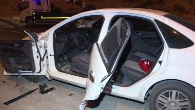 Başkentte asker uğurlama konvoyunda kaza: 6 yaralı - ANKARA