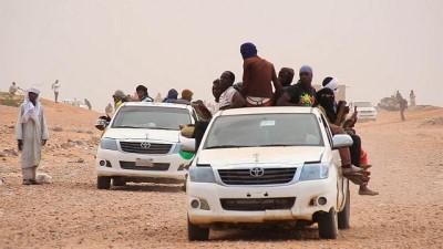 ulfet - Dünyanın en yoksul ülkelerinden Nijerliler AB'yi sadece kendi çıkarlarını korumakla suçluyor