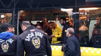 Fenerbahçeli taraftarlar gözaltına alındı
