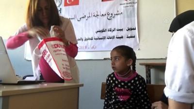İHH'den Suriyeli çocuklara işitme cihazı - BAB