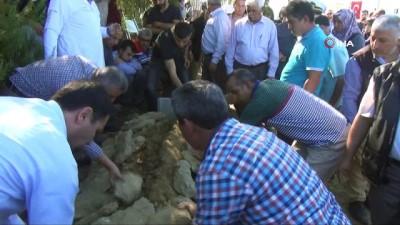 agir yarali -  İzmir'de intihar eden Teğmen Manavgat'ta toprağa verildi