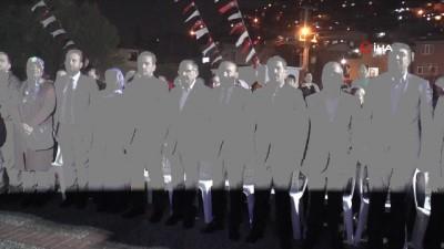 İzmit'in en büyük kültür merkezine nikahlı açılış
