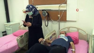KTÜ Farabi Hastanesinde 8 yılda 27'nci Karaciğer nakli
