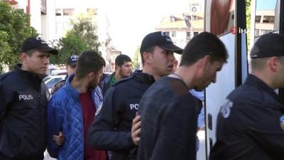 Mersin merkezli 4 ilde silah kaçakçılığı operasyonu: 11 gözaltı
