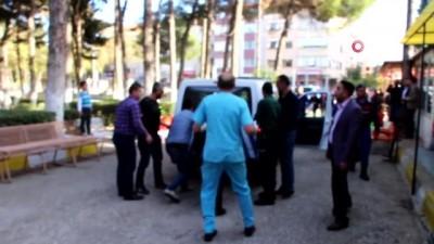 Polisi vuran cinayet zanlısı mahkemeye getirildi