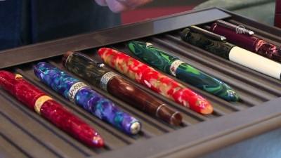 Prestij kalem üreticileri ve koleksiyonerler 'Penfest'te bir araya geldi (2) - İSTANBUL