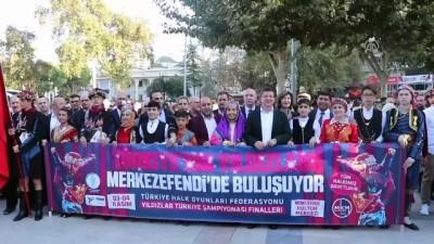 THOF Yıldızlar Türkiye Şampiyonası başladı - DENİZLİ