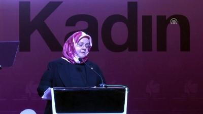 'Uluslararası Kadın Sempozyumu' - Aile, Çalışma ve Sosyal Hizmetler Bakanı Selçuk (2) - MARDİN