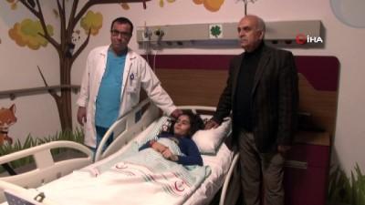 hastane -  10 yaşındaki 'Buse' 6'ıncı hastanede sağlığına kavuştu