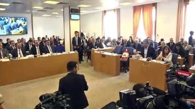 Adalet Bakanı Gül: 'Darbe suçundan 289 dava açılmıştır' - TBMM