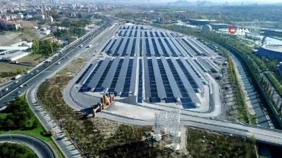 enerji verimliligi -  Ankapark Güneş Enerji Santrali ile 10 bin konutun elektrik ihtiyacı karşılanacak