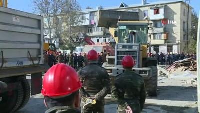 - Azerbaycan'da Patlama: 3 Ölü