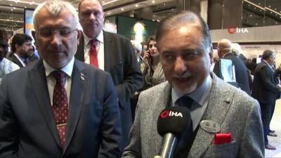 Bin 500 Arap yatırımcı Türk firmalarıyla buluştu